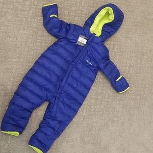 Infant Snow One Piece Outfit